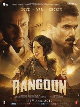 Rangoon (2017) online film