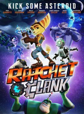 Ratchet és Clank - A galaxis védelmezői (2016) online film