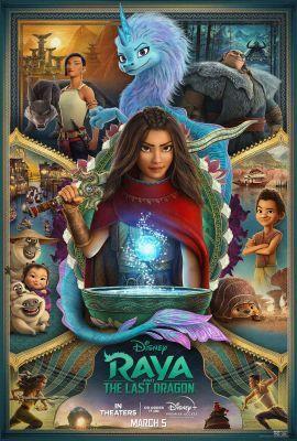 Raya és az utolsó sárkány (2021) online film
