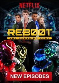 ReBoot: The Guardian Code 1. évad (2018) online sorozat