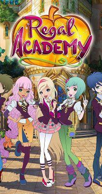 Regal Academy 1. évad (2017) online sorozat
