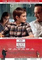 Rém hangosan és irtó közel (2011) online film