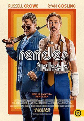 Rendes fickók (2016) online film