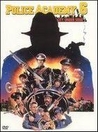 Rendőrakadémia 6. - Az ostromlott város (1989) online film