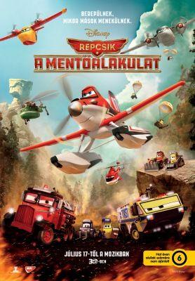 Repcsik: A mentőalakulat (2014) online film