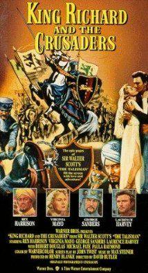 Richárd király és a kereszteslovagok (1954) online film