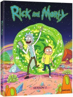 Rick és Morty különkiadás 1. évad (2020) online sorozat
