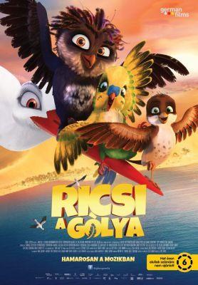 Ricsi a gólya (2017) online film