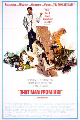 Riói kaland (1964) online film