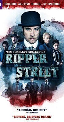 Ripper Street 1. évad (2012) online sorozat
