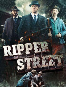 Ripper Street 2. évad (2013) online sorozat