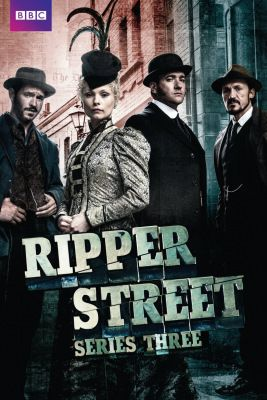 Ripper Street 3. évad (2014) online sorozat