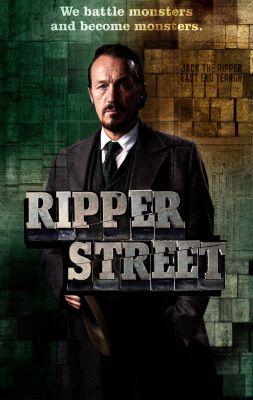 Ripper Street 4. évad (2016) online sorozat