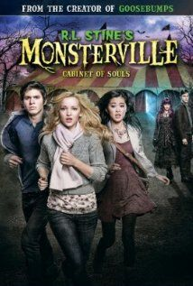 R.L. Stine's Monsterville: The Cabinet of Souls (2015) online film