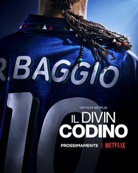 Roberto Baggio, az isteni Copfocska (2021) online film