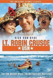 Robin Crusoe kalandjai (1966) online film