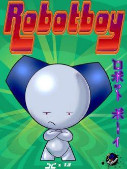Robotboy 3. évad (2005) online sorozat