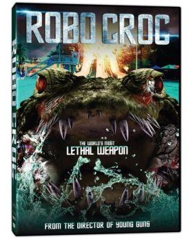 Robotkrokodil (2013) online film