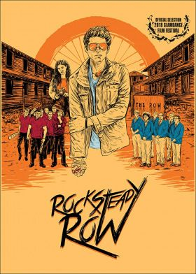 Rock Steady balhé (2018) online film