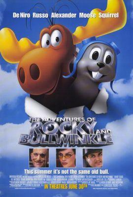 Rocky és Bakacsin kalandjai (2000) online film