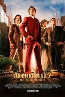 Ron Burgundy: A legenda folytatódik (2013) online film