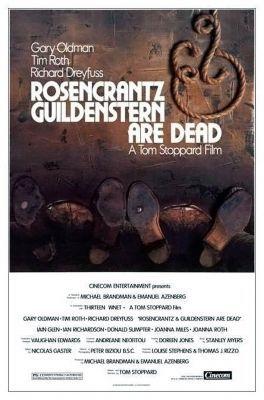 Rosencrantz és Guildenstern halott (1990) online film