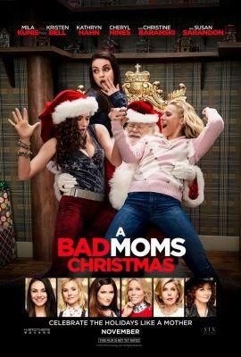 Rossz anyák karácsonya (2017) online film