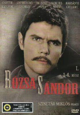 Rózsa Sándor 1. évad (1971) online sorozat