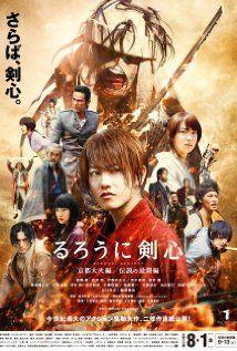 Rurouni Kenshin: Pokol Kiotóban (2014) online film