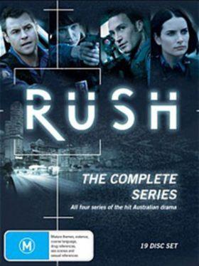 Rush - A hajsza 1. évad (2008) online sorozat
