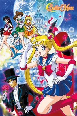 Sailor Moon 1. évad (1992) online sorozat