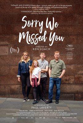 Sajnáljuk, nem találtuk otthon (2019) online film