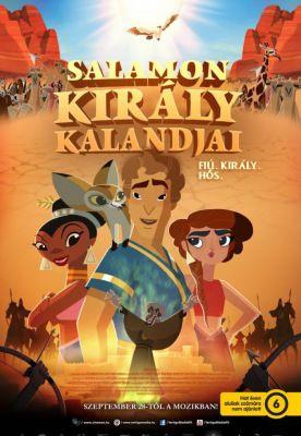 Salamon király kalandjai (2017) online film