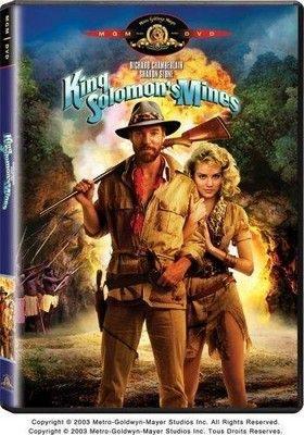 Salamon király kincse (1985) online film