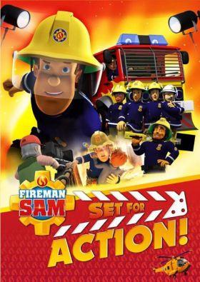 Sam, a tűzoltó: Forgatás Körmöspálcáson (2018) online film
