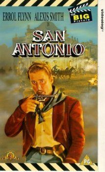 San Antonio. (1945) online film