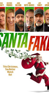 Santa Fake (2019) online film