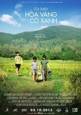 Sárga virágok a zöld mezőn (2015) online film