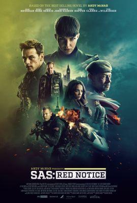 SAS: Red Notice (2021) online film