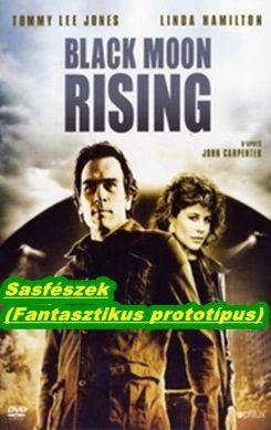 Sasfészek (Fantasztikus prototípus) (1986) online film