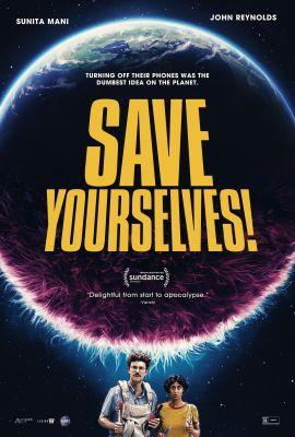 Mentsétek meg magatokat! (2020) online film