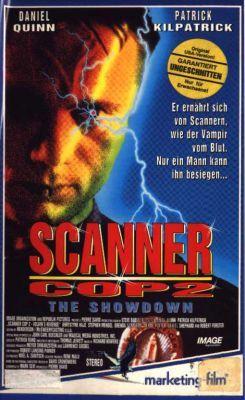 Scanner Cop 2: Volkin bosszúja (1995) online film