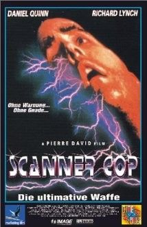 Scanner Cop - A zsaru, aki el�tt nincs titok (1994)