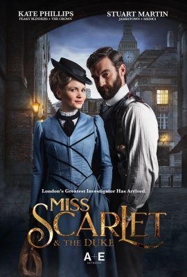 Scarlet kisasszony és a Herceg 1. évad (2020) online sorozat
