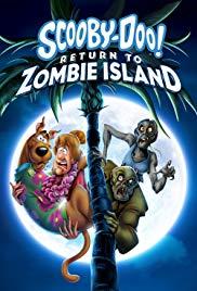 Scooby-Doo: Vissza a zombi szigetre (2019) online film