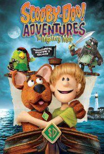 Scooby-Doo: A rejtélyes térkép (2013) online film