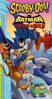 Scooby-Doo és Batman: A bátor és a vakmerő (2018) online film