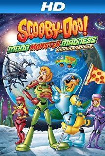 Scooby-Doo! Hold szörnyes őrület (2015) online film