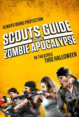 Scouts Guide to the Zombie Apocalypse (2015) online film