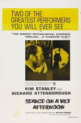 Seance on a Wet Afternoon (1964) online film
